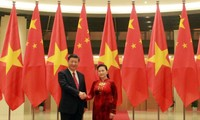 NA Chairwoman meets Chinese Party General Secretary, President