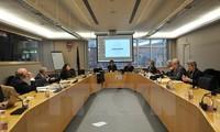 Seminar on East Sea at European Parliament