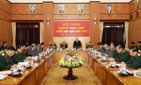 Central Military Commission urged to build stronger Party, protect justice