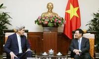 Vietnam considers US one of top partners: Deputy PM