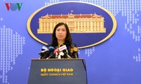 FM spokesperson: Vietnam concerned about current situation in Syria