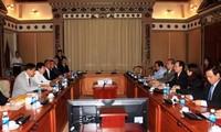HCMC wants further student exchange programs with Nagasaki