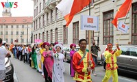 Vietnam joins ethnic festival in Czech Republic
