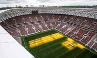 Russia prepares for World Cup 2018