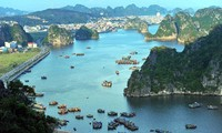 Halong Bay in Newsweek list of 100 most beautiful World Heritage Sites