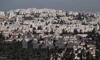 巴勒斯坦要求国际干预以色列扩建犹太人定居点活动