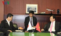 越南愿为日本企业创造便利条件