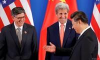 第八轮中美战略与经济对话结束