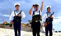 清化省举行越南边境海洋岛屿主权展
