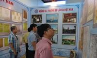 """""""黄沙长沙归属越南——历史和法理证据""""展在平顺省举行"""
