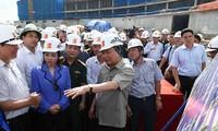 阮春福总理:河南省要大力推动城镇化  吸引高新技术工业项目