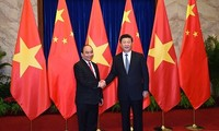 阮春福访华为两国经贸合作关系发展注入新动力
