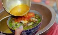河内螺蛳米线亮相美国CNN美食节目
