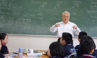 首都优秀公民——优秀教师阮仲永