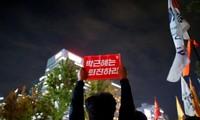 韩国政坛风波骤起