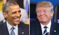 美国总统奥巴马:努力确保总统权力平稳交接
