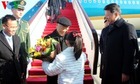 阮富仲的中国之行是两国关系良好前景的象征