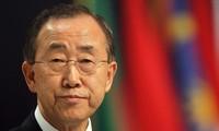 前联合国秘书长潘基文宣布不竞选韩国总统