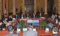 越南和墨西哥加强财政合作