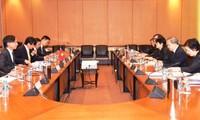 第6次越泰政治磋商在泰国举行
