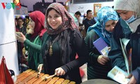 越南参加埃及萨奇亚国际文化节