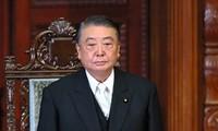 日本国会众议院议长大岛理森开始对越南进行正式访问