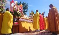 佛历2561年佛诞节大典在越南各地举行