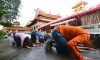 越南出席联合国举行的卫塞节纪念会