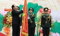 陈大光表示:越南机要部门要努力主动掌握密码科技