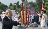 越南举行多项活动  纪念荣军烈士节70周年