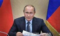 回击美制裁 俄将驱逐数百名美外交官