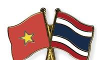 推动越南与泰国战略伙伴关系发展