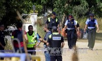 西班牙巴塞罗那发生的恐怖袭击由一个团伙实施