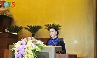 越南第十四届国会第四次会议隆重开幕