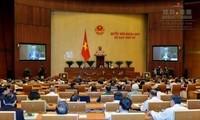 越南14届国会4次会议讨论《网络安全法(草案)》