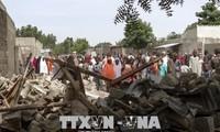 尼日利亚发生自杀式爆炸和手榴弹袭击