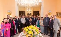 美国高度评价越南驻美大使范光荣为推动双边关系所做出的贡献