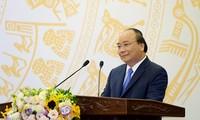 越南政府总理阮春福:新闻媒体为建设和保卫祖国事业做出巨大贡献