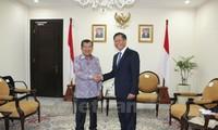 ผลักดันความสัมพันธ์หุ้นส่วนยุทธศาสตร์เวียดนาม-อินโดนีเซีย