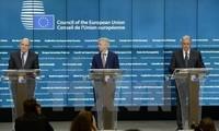 ประเทศสมาชิกสหภาพยุโรปให้คำมั่นที่จะผลักดันการแลกเปลี่ยนข้อมูลต่อต้านการก่อการร้าย