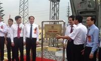 กรุงฮานอยติดป้ายกิจการฉลองการเลือกตั้งสมาชิกรัฐสภาสมัยที่ 14