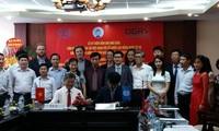 พิธีลงนามบันทึกความเข้าใจระหว่างองค์การแรงงานระหว่างประเทศกับสหภาพสหกรณ์เวียดนาม