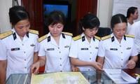 """งานนิทรรศการ """"หว่างซา เจื่องซาของเวียดนาม - หลักฐานทางประวัติศาสตร์และนิตินัย"""""""