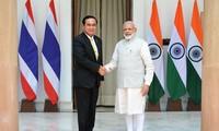 อินเดียและไทยเห็นพ้องขยายความร่วมมือ