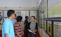 งานนิทรรศการแผนที่และเอกสาร หว่างซา เจื่องซา ของเวียดนาม