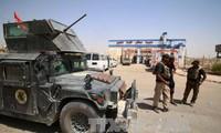 กองกำลังรักษาความมั่นคงอิรักปลดปล่อยเขตที่ถูกกลุ่มไอเอสควบคุมหลายแห่ง