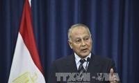 อดีตรัฐมนตรีว่าการกระทรวงการต่างประเทศอียิปต์ดำรงตำแหน่งเลขาธิการสันนิบาตอาหรับ