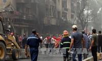 สหรัฐประณามการโจมตีหลายครั้งในกรุงแบกแดดของประเทศอิรัก