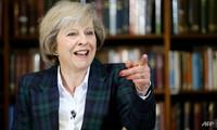 นางเทเรซา เมย์ นำหน้าในการลงคะแนนโหวตรอบแรกศึกชิงตำแหน่งนายกรัฐมนตรีอังกฤษ