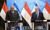 อียิปต์พยายามแสวงหามาตรการให้แก่การเจรจาสันติภาพในตะวันออกกลาง